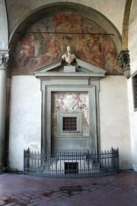 Ruota degli Esposti dell'ospedale degli Innocenti a Firenze